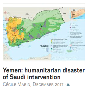 The complicity of the Saudi Coalition in the starvation & destruction of the Yemeni people